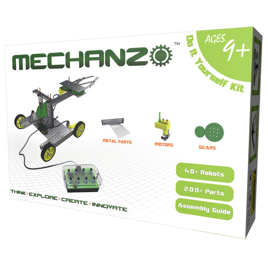MechanzO 9+