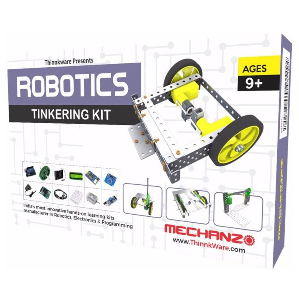 Robotics Tinkering Kit