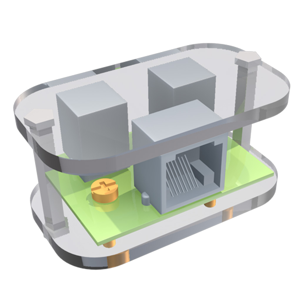 MechanzO 6+ Controller Brick