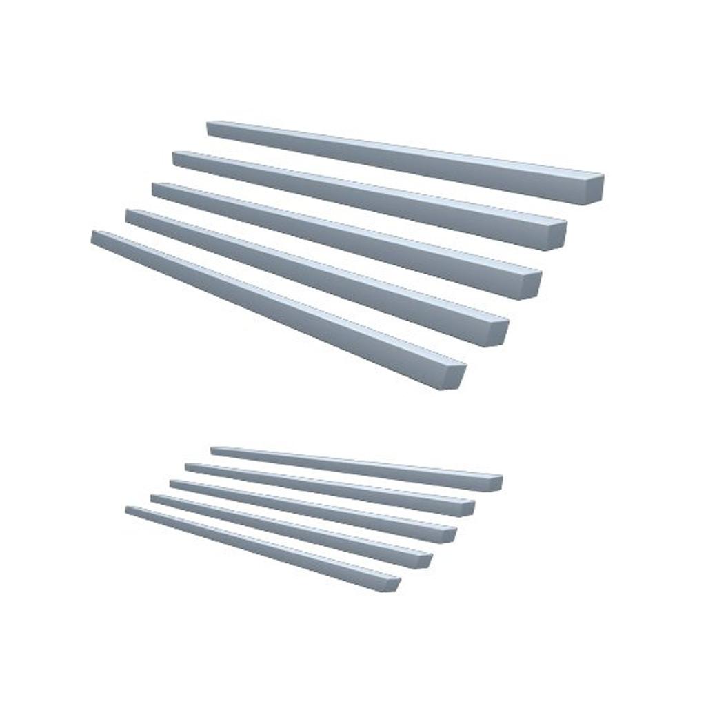 Metal Shaft Pack