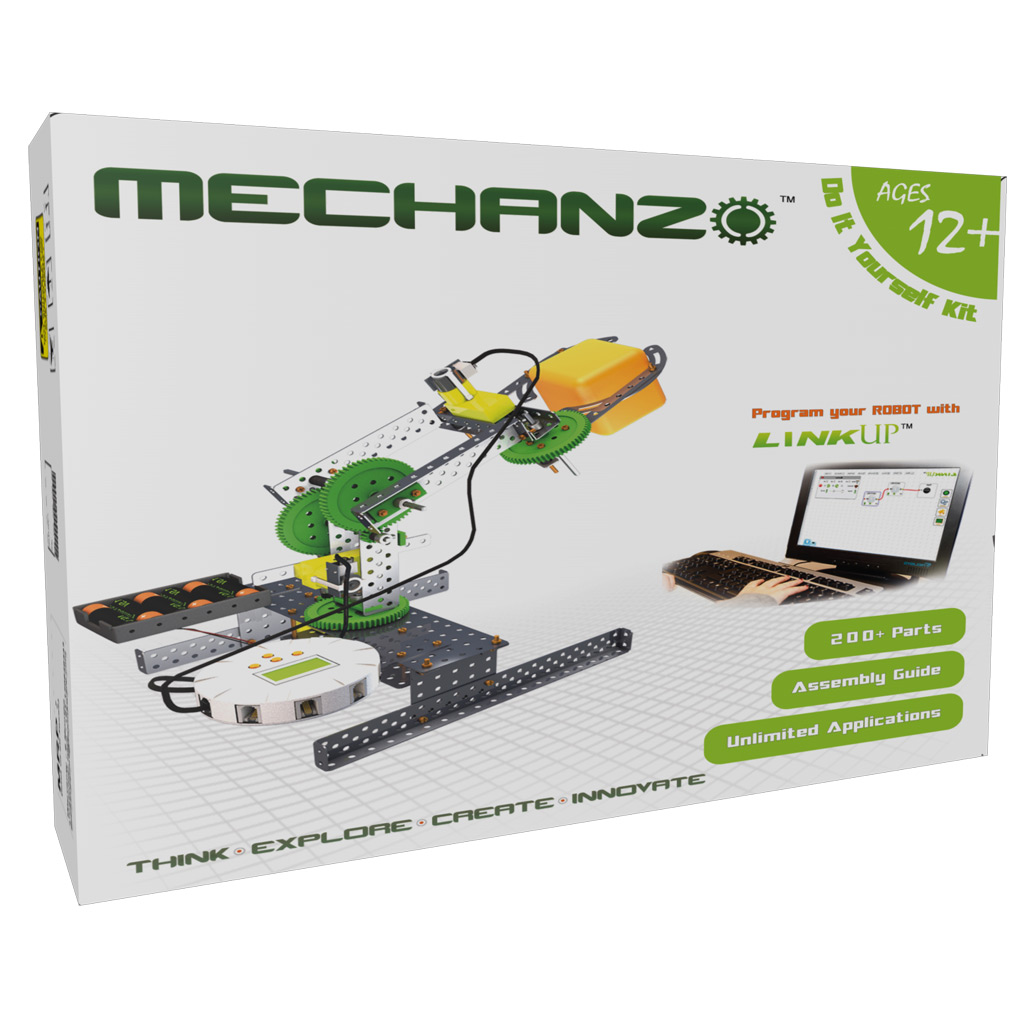 MechanzO 12+