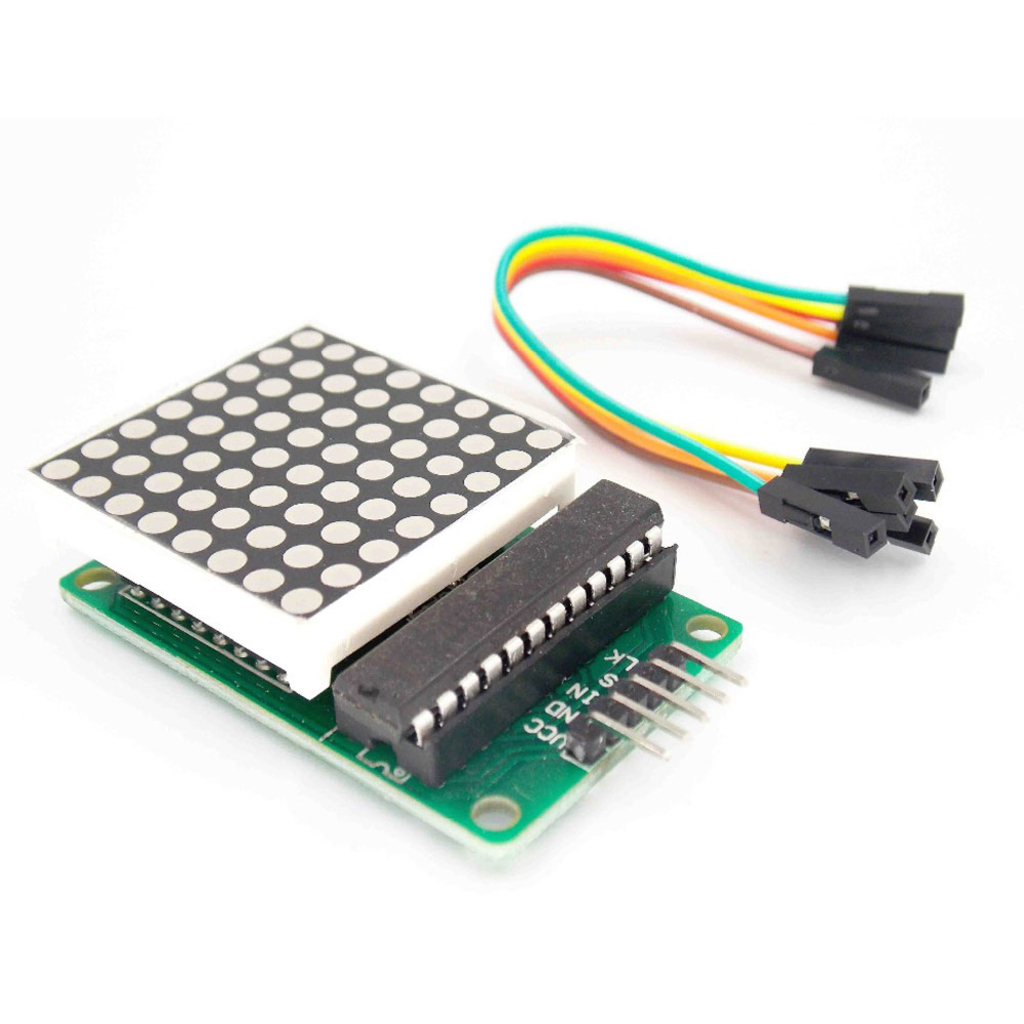 8x8 LED Matrix Module
