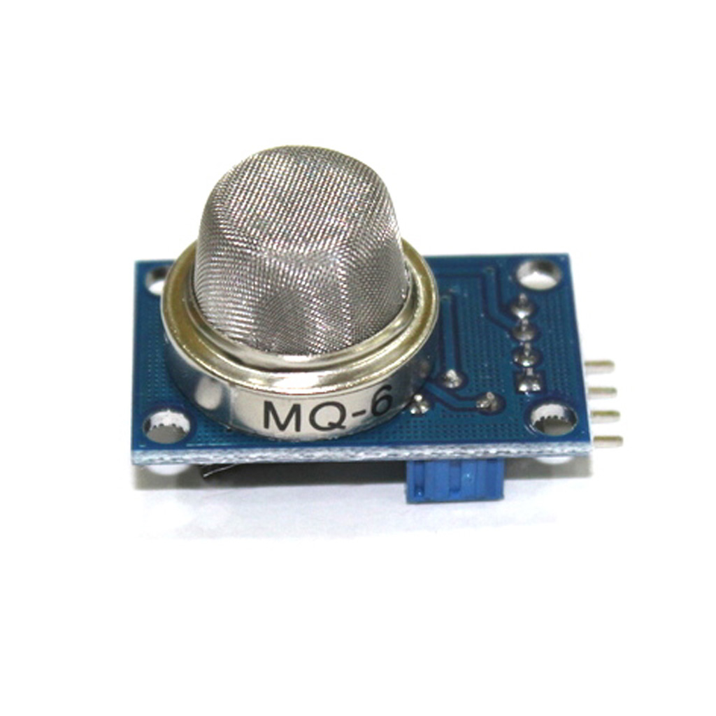 MQ2 LPG Sensor Module