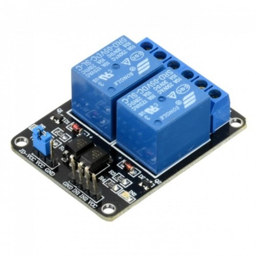 Relay Module (2 Channels)