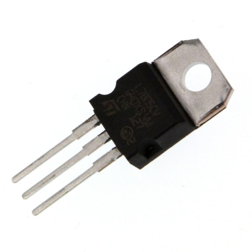 Voltage Regulator 7805, 7809, 7812