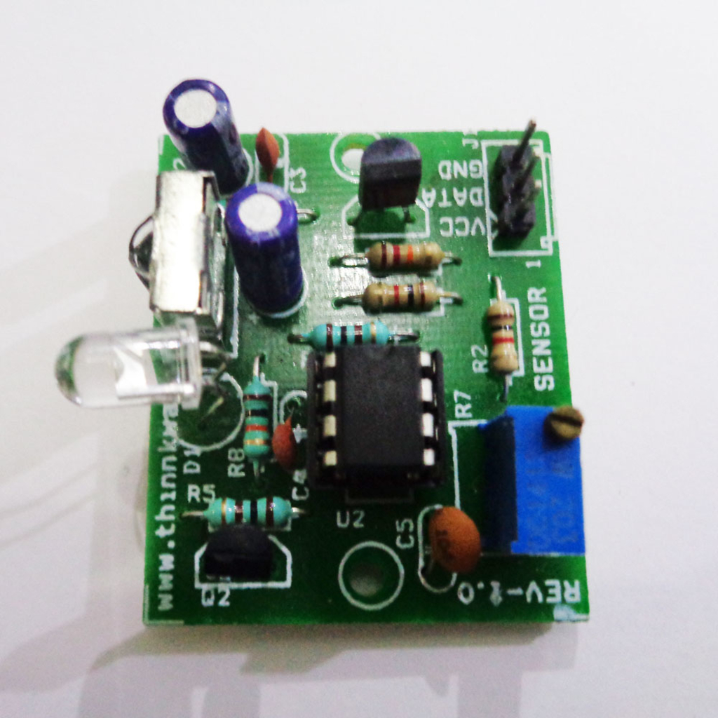 IR Obstacle Avoider Sensor Module