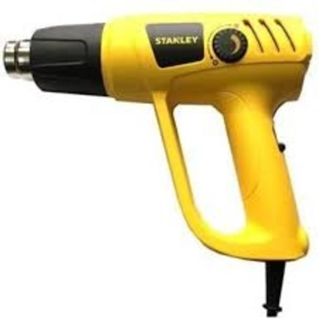 Dual Temperature Heat Gun Stanley
