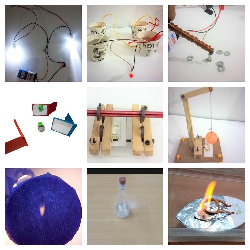 Science kit Grade VII